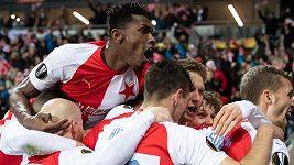 Jsou v tom zajedno. Koho si Slavia přeje pro čtvrtfinále Evropské ligy?