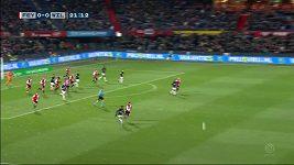 Sestřih utkání nizozemské ligy: Feyenoord - Tilburg