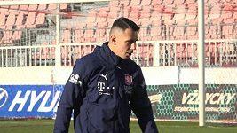 Marek Suchý se po zranění vrací do reprezentace