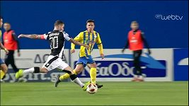 Parádní gól v řecké lize
