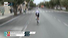 Primož Roglič triumfoval na Tirreno-Adriatico