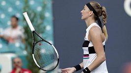 Petra Kvitová začala v Miami vítězně