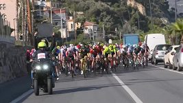 Cyklistický závod Milán-San Remo vyhrál Alaphilippe