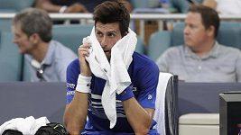 Djokovič utrpěl v Miami další šokující porážku