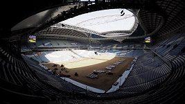 Rekordní položení trávníku na stadionu Al Wakrah