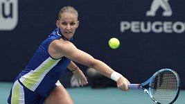 Sestřih finále turnaje v Miami Karolína Plíšková - Bartyová