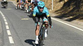 Kolumbijec Miguel Ángel López vyhrál závod Kolem Katalánska