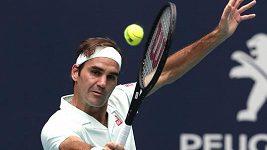 Roger Federer počtvrté získal titul v Miami