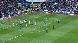 Sestřih utkání 32. kola Premier League Cardiff - Chelsea