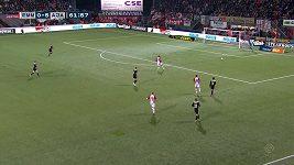 Šílený gól v podání slavného Ajaxu