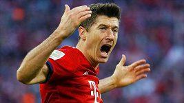 Sestřih utkání 28. kola německé fotbalové ligy Bayern Mnichov - Borussia Dortmund