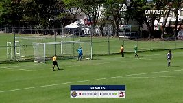 Kuriózní gól při penaltovém rozstřelu v Mexiku
