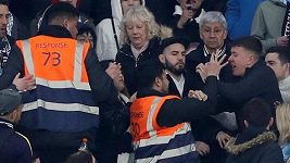 Video z utkání Ligy mistrů Tottenham - Manchester City