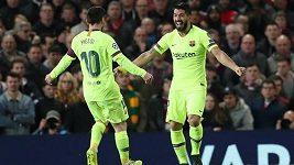 Sestřih utkání Ligy mistrů: Manchester United - Barcelona