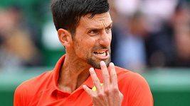 Novak Djokovič se na postup do třetího kola hodně nadřel