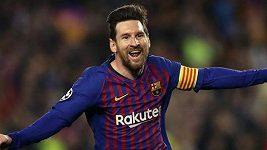 Sestřih utkání Ligy mistrů: Barcelona - Manchester United