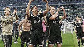 Sestřih utkání Ligy mistrů: Juventus - Ajax