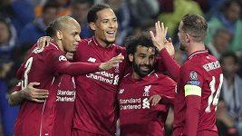 Fotbalisté Liverpoolu odvetu jasně ovládli