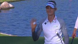 Nelly Kordová vede po prvním kole turnaj Lotte Championship.