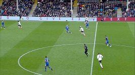Sestřih utkání 36. kola Premier League: Fulham - Cardiff