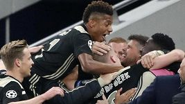 Sestřih semifinále LM: Tottenham - Ajax 0:1
