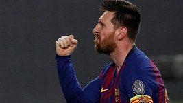 Sestřih semifinále LM: Barcelona - Liverpool 3:0