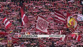 Sestřih utkání 32. kola Bundesligy Bayern Mnichov - Hannover