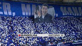 Sestřih utkání 32. kola Bundesligy Schalke - Augsburg