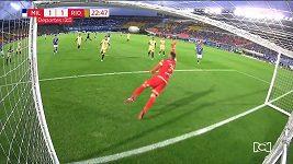 Parádní gól v kolumbijské lize.