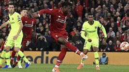 Sestřih 2. semifinále Ligy mistrů Liverpool - Barcelona