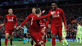 Sestřih odvetného semifinálového zápasu LM Liverpool - Barcelona