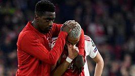 Sestřih odvety semifinále Ligy mistrů Ajax–Tottenham.