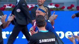 Bertensová vyhrála turnaj v Madridu