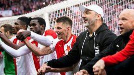 Ohlasy hráčů po zápase Slavia - Plzeň