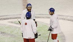V NHL si Dominik Simon zvykal na nepohodlí a učil se pokoře. Na MS si teď užívá hymnu.