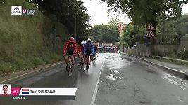 Pascal Ackermann vyhrál pátou etapu Gira