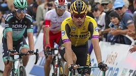 Sestřih 4. etapy cyklistického závodu Kolem Kalifornie