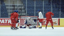 Hokejisty čeká na MS souboj s Lotyšskem. Hodně nepříjemný soupeř, shodují se čeští reprezentanti