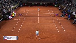 Kvitová musela vzdát zápas se Sakkariovou