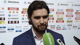 Jak si Patrik Bartošák užíval roli televizního komentátora? Dovolil si spoluhráče kritizovat?