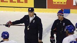 Trenéři tají sestavu se Švýcary. Nějaké změny ale budou. Kdo bude chytat?