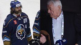 Jágr je největší hokejista, který v Československu byl, říká Jozef Golonka. Co mají obě legendy společného?