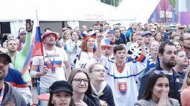Poslední nervy a radost Slováků na mistrovství světa. Teď budou fandit Čechům!