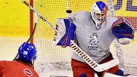 Na tréninku před Německem čeští hokejisté zkoušeli samostatné nájezdy. Jak jim to šlo?