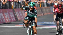 12. etapu Gira ovládl Ital Cesare Benedetti