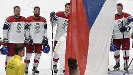 Nepředváděli jsme dneska hokej, který umíme. Ještě, že jsme si s tím v konci poradili, oddechl si Jan Kovář.