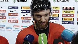 Kanadský útočník Sean Couturier nastoupí proti spoluhráčům z Flyers Voráčkovi s Gudasem