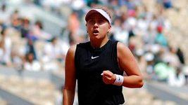 Angelique Kerberová skončila na Roland Garros už v prvním kole