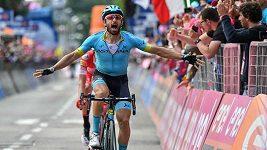 Sestřih 15. etapy cyklistického závodu Giro d´Italia