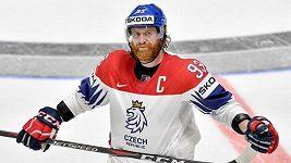 Tu medaili jsme tak chtěli, že jsme žrali led. Bolí to hodně, říká kapitán Jakub Voráček.
